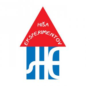 hiša eksperimentov logo